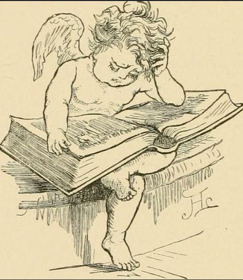 cupid reading 1900